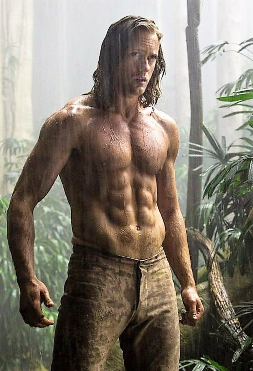 Tim Rogers On Twitter Whoever Cast Alexander Skarsgard As Tarzan In The Legend Of Tarzan 2016 Obviously Re Read The Source Material Thoroughly Https T Co I1wxrahslz