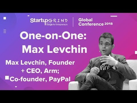 One-on-One with Max Levchin buff.ly/2Kh0EYZ