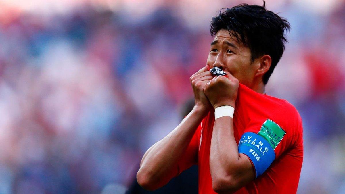 Coreanos criam movimento para evitar que craque troque futebol por exército e se oferecem para irem no seu lugar  https://t.co/EXDYPYm5yn