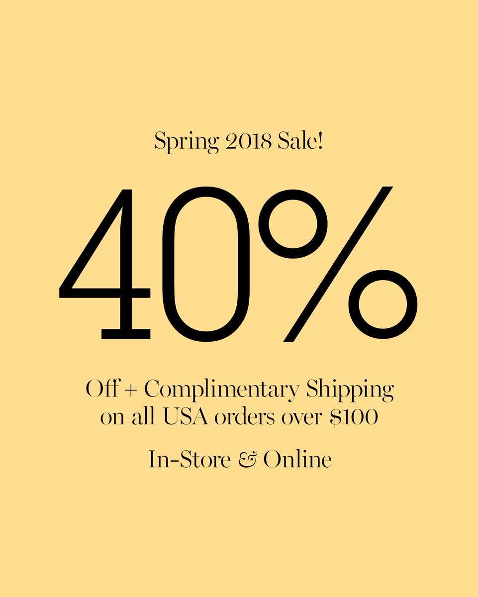 f366678b11ab Take 40% off past seasons in-store and online. All sale purchases are  final. Sale price is not applicable to past purchases.