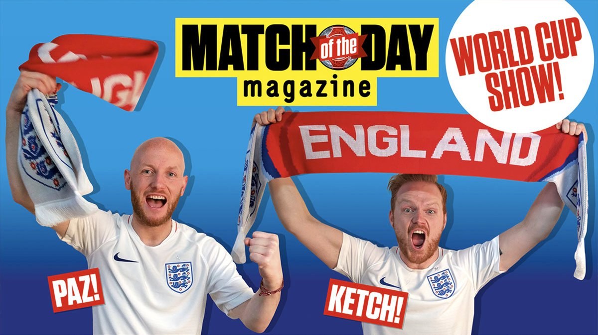 BBC Match of the Day mag on Twitter: