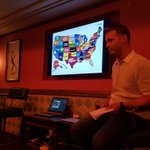 Fascinating hearing about @Captify cracking the US at our @TheSupperClubUK event...
