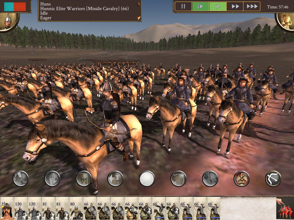 Rtw Barbarian Invasion Units