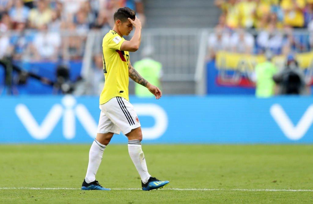 Colombia avanza a los Octavos