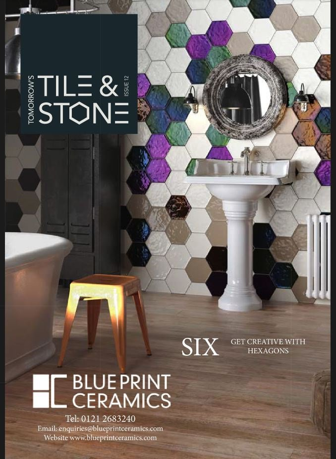 Blueprint ceramics blueprintceram twitter read this months tomorrows tile stone we are gracing the front cover as well as a double page cover story about our most innovative summer collections malvernweather Choice Image