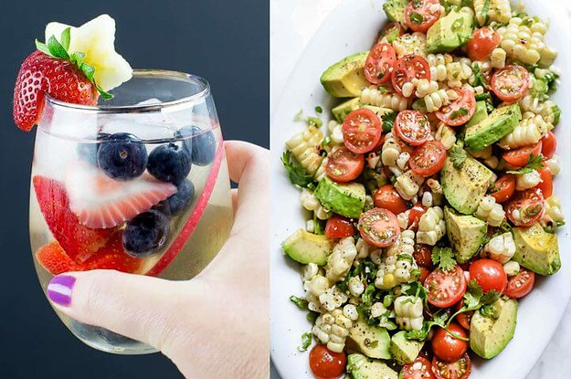 32 July 4th Recipes For Your Picnic, Potluck, Or BBQ https://t.co/me74ZGmUrv #yummy #foodie #delicious https://t.co/oHqUBWjbCt