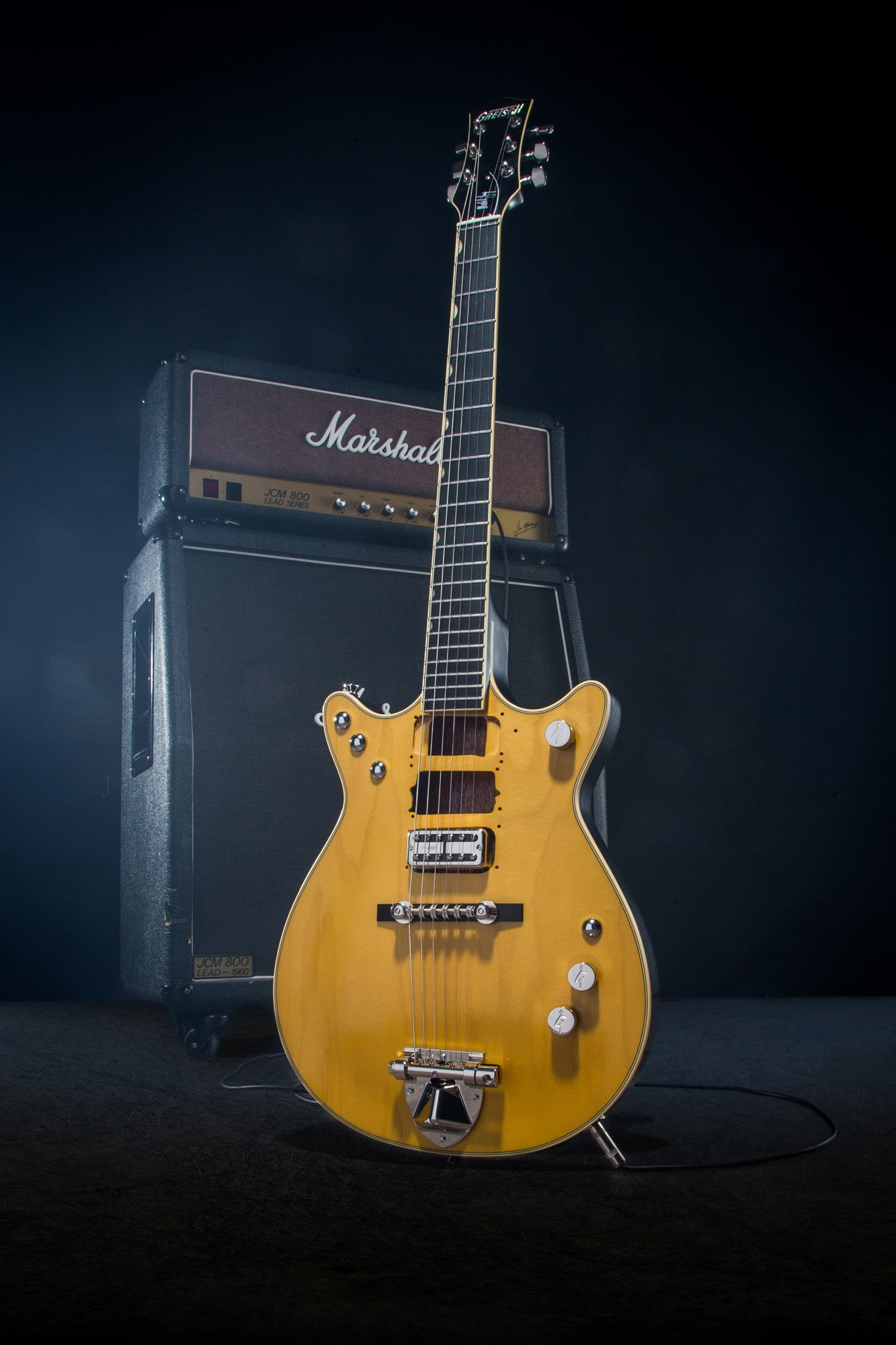 Reloaded twaddle – RT @GretschUSA: Proud to unveil the G6131-MY Malcolm Young Signature Jet™...