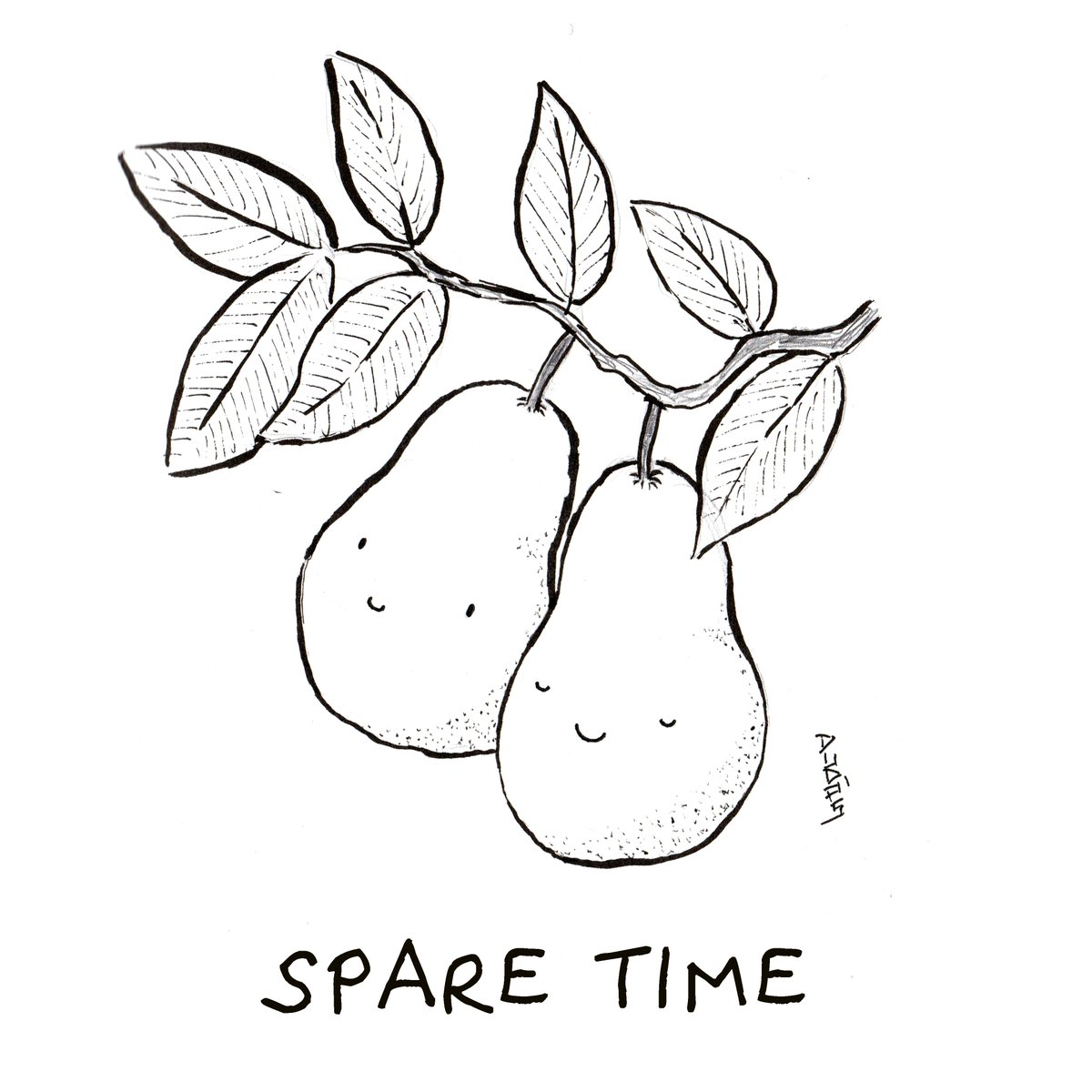 dudolf on twitter daily drawing 5 spare time s t co HTML Class Diagram thedudolf blogspot 2018 06 spare time html spref tw pear pears speartime mood summer cute funny drawing ink graphite