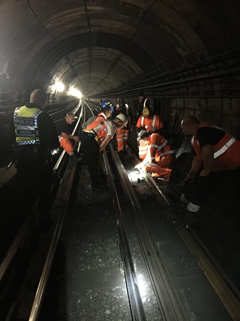 DgyxXdfWAAIDsws - The Victoria Line's really big 50th birthday! #3