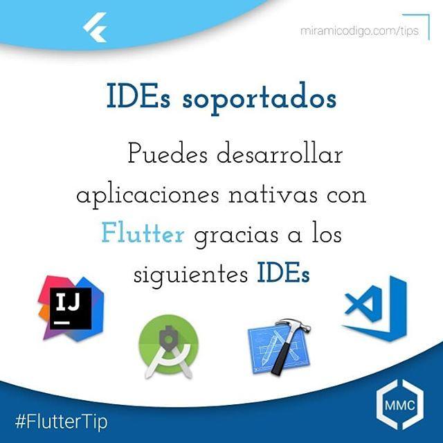 FlutterTip hashtag on Twitter