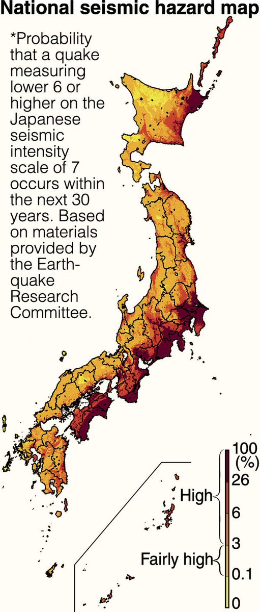 Japan Earthquake Map Today.Strange Sounds On Twitter Japan National Seismic Hazard Map The
