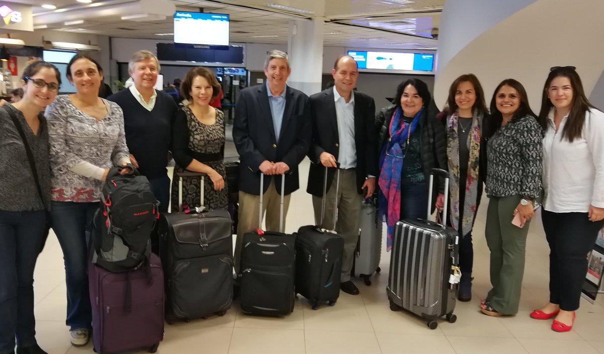 Bienvenidos Chilenos! #NeocosurParaguay