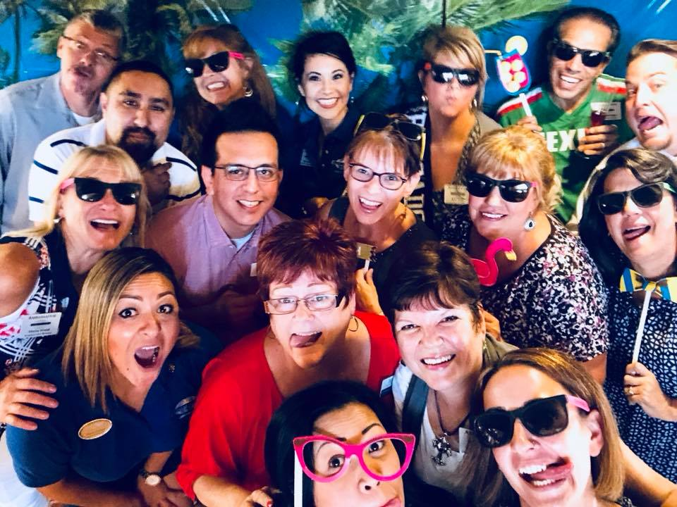 Thank you to everyone who came out to our Monthly Chamber Mixer last night at Emerald Springs! It was a hoot! Do they know how to host a party or what? #monthlymixer #Mixer #yumachamber #ambassador #Host #ourmembersrock #Yuma #locallove