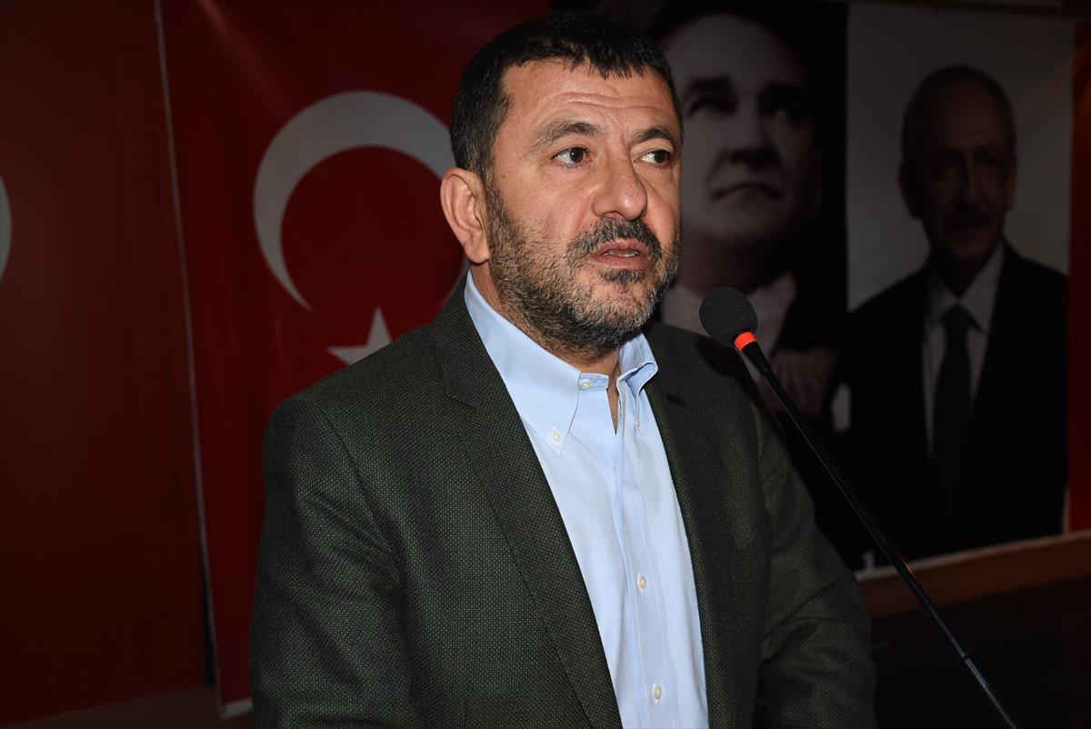 CHP'li Ağbaba: Biz oylarımızı çaldırmadık ama AKP'ye fazla oy atıldı sptnkne.ws/hUd4