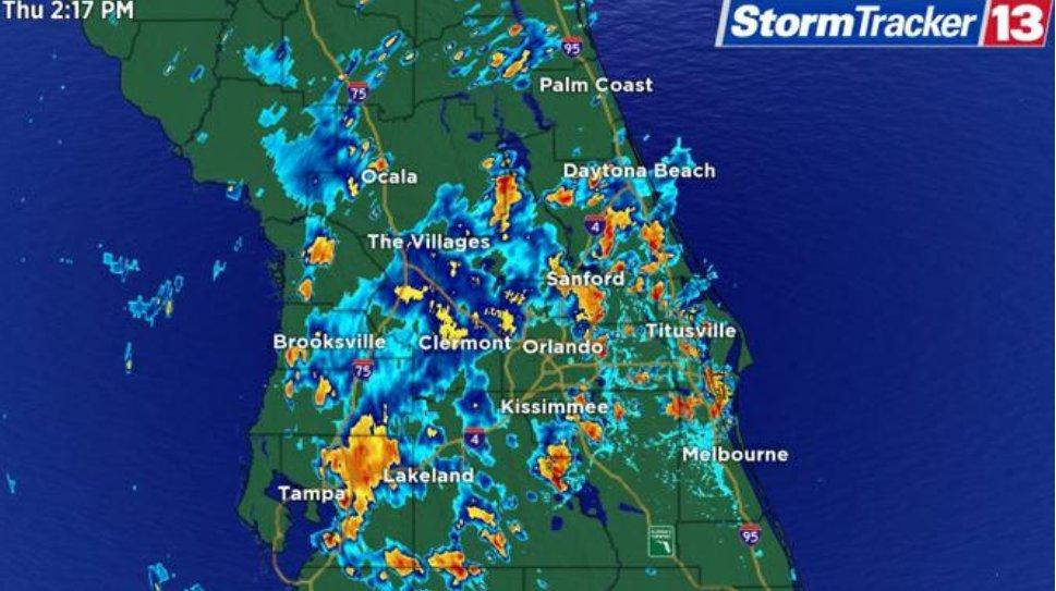 By Photo Congress || Weather com Orlando Radar