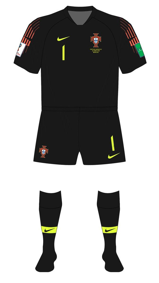 Museum Of Jerseys On Twitter Portugal Goalkeeper Rui Patricio Has