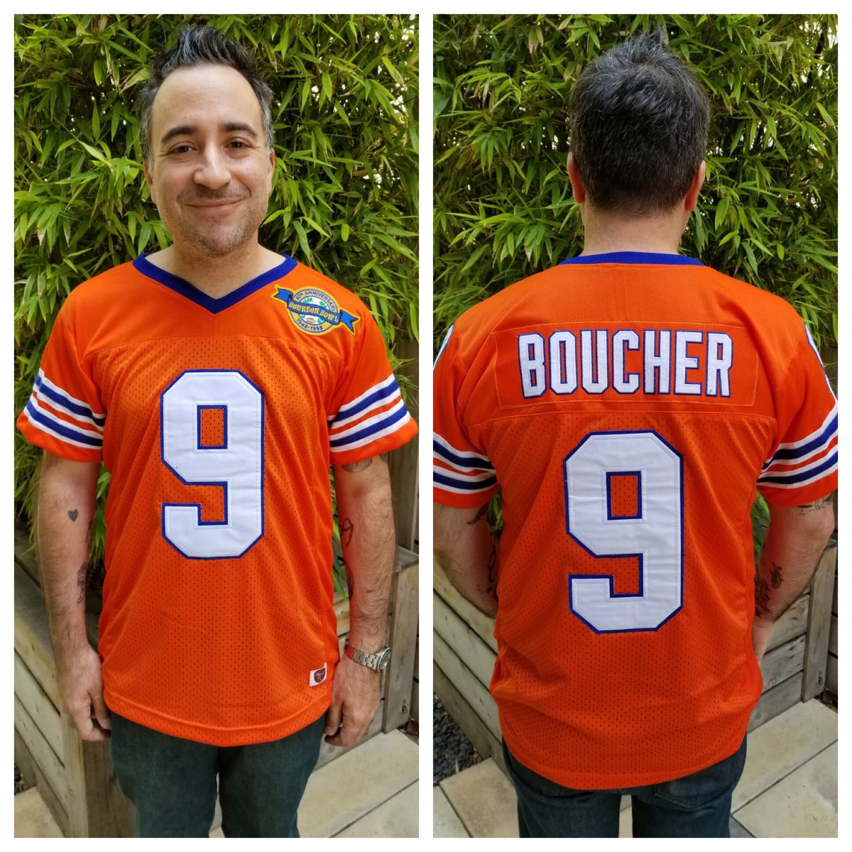 its day 2 of people and so ill go with the bourbon bowl official bobby  boucher a0a6baec2022