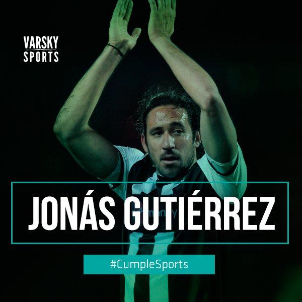 #CumpleSports Galgo Jonás Gutiérrez. Volante que enseñó sobre el ida y vuelta de la vida y se transformó en un campeón. Foto