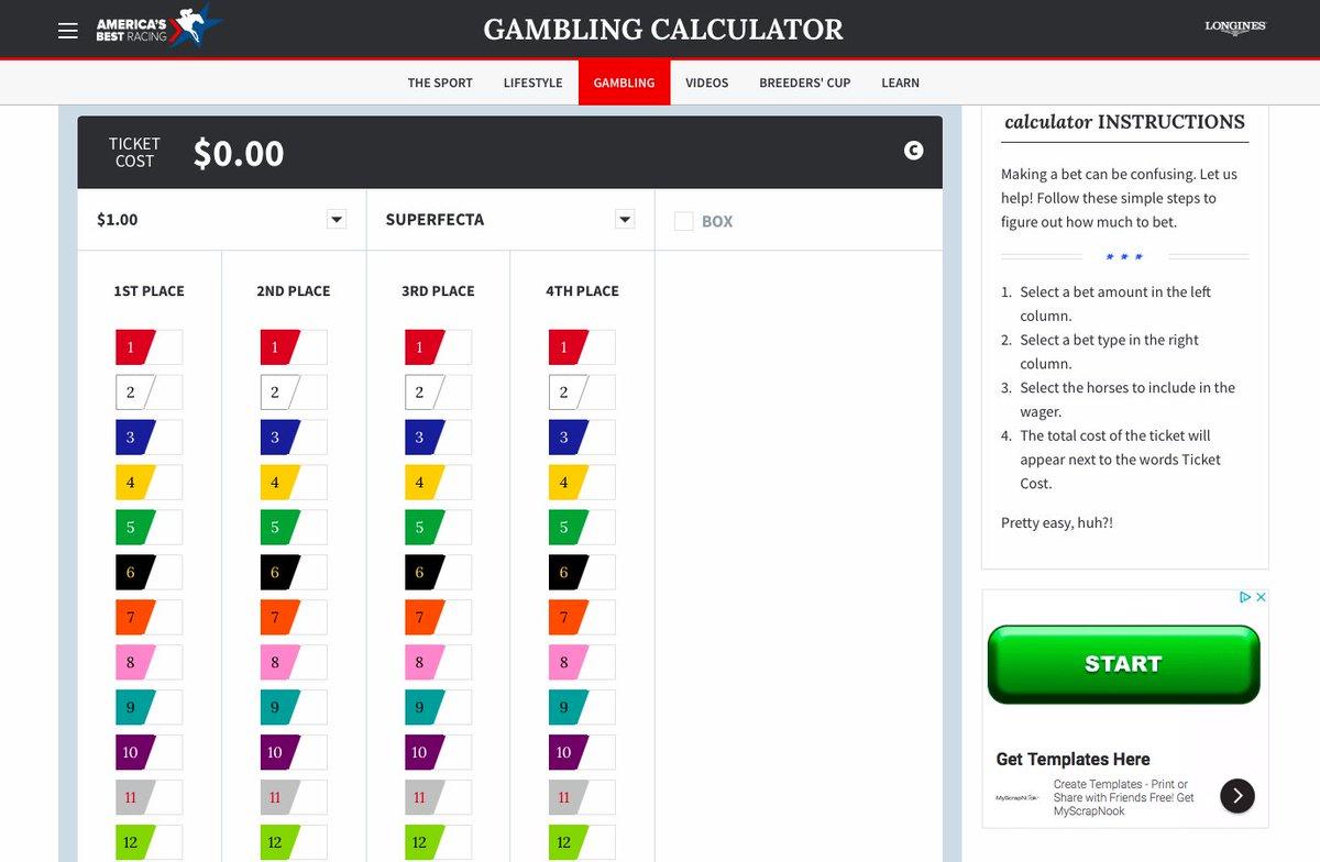 Matched betting calculator 2018 team profit version.