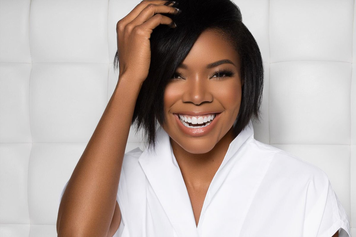 Gabrielle Union On Twitter That Fresh Haircut Face My New