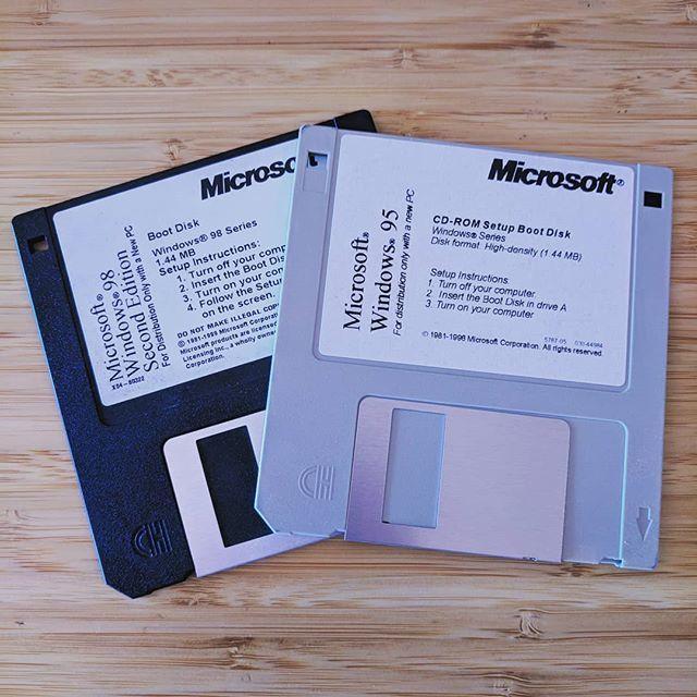 Windows boot floppy