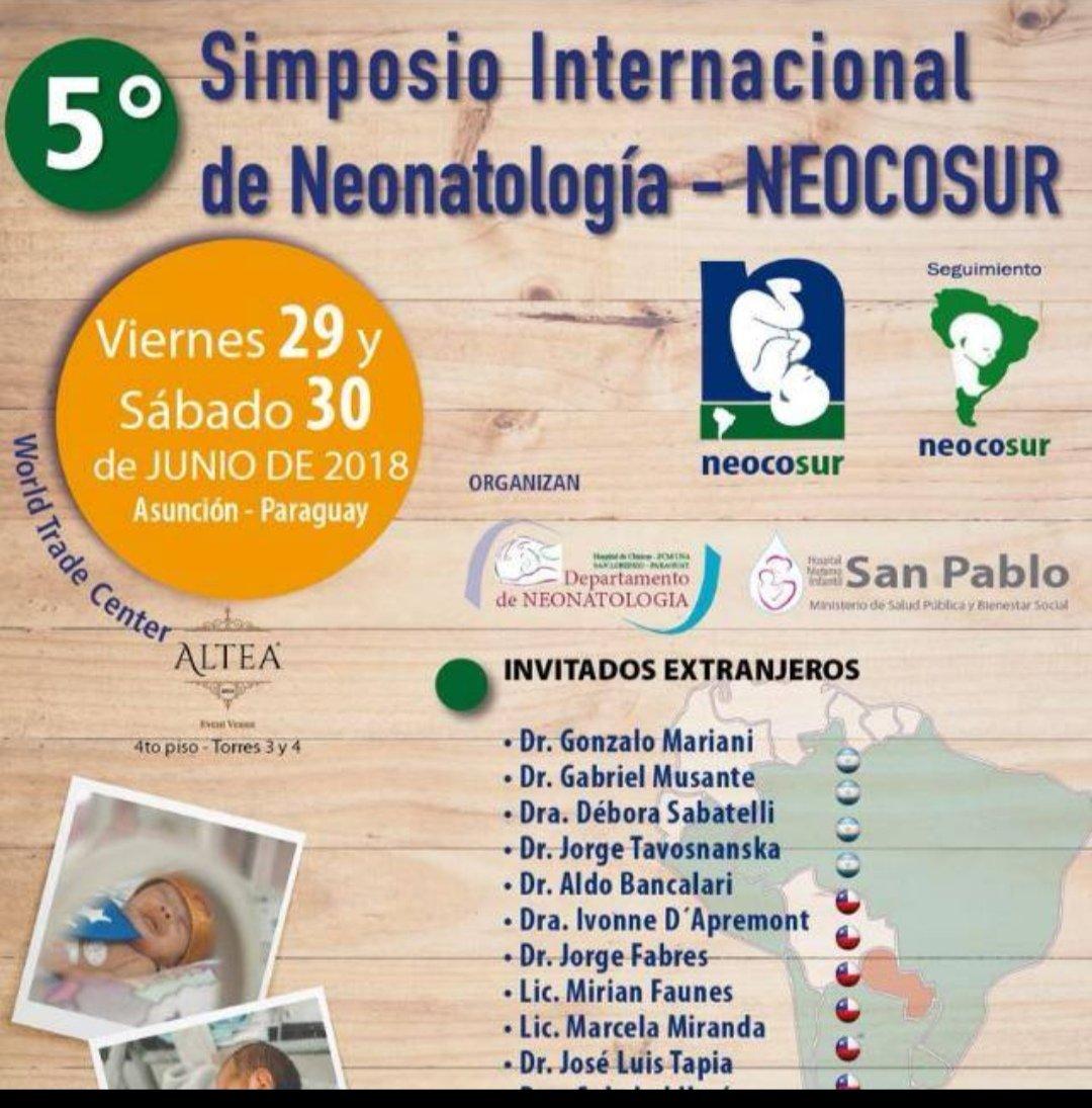 #neocosurparaguay