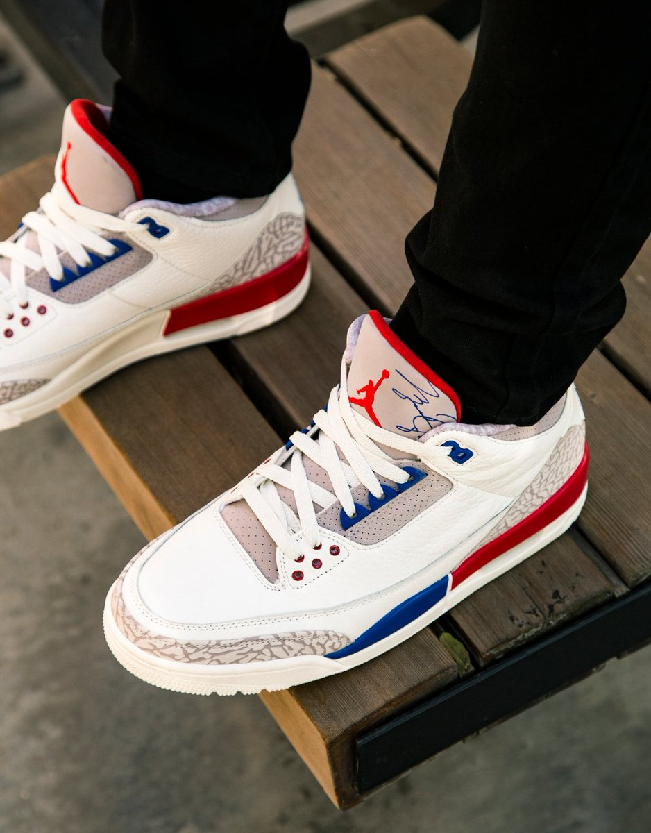 Are you copping the Air Jordan 3  International Flight   Drops 6.30 on  http   Shiekh.com at 7am PST and in stores. - Don t forget to checkout our  Youtube to ... 9594e6b36