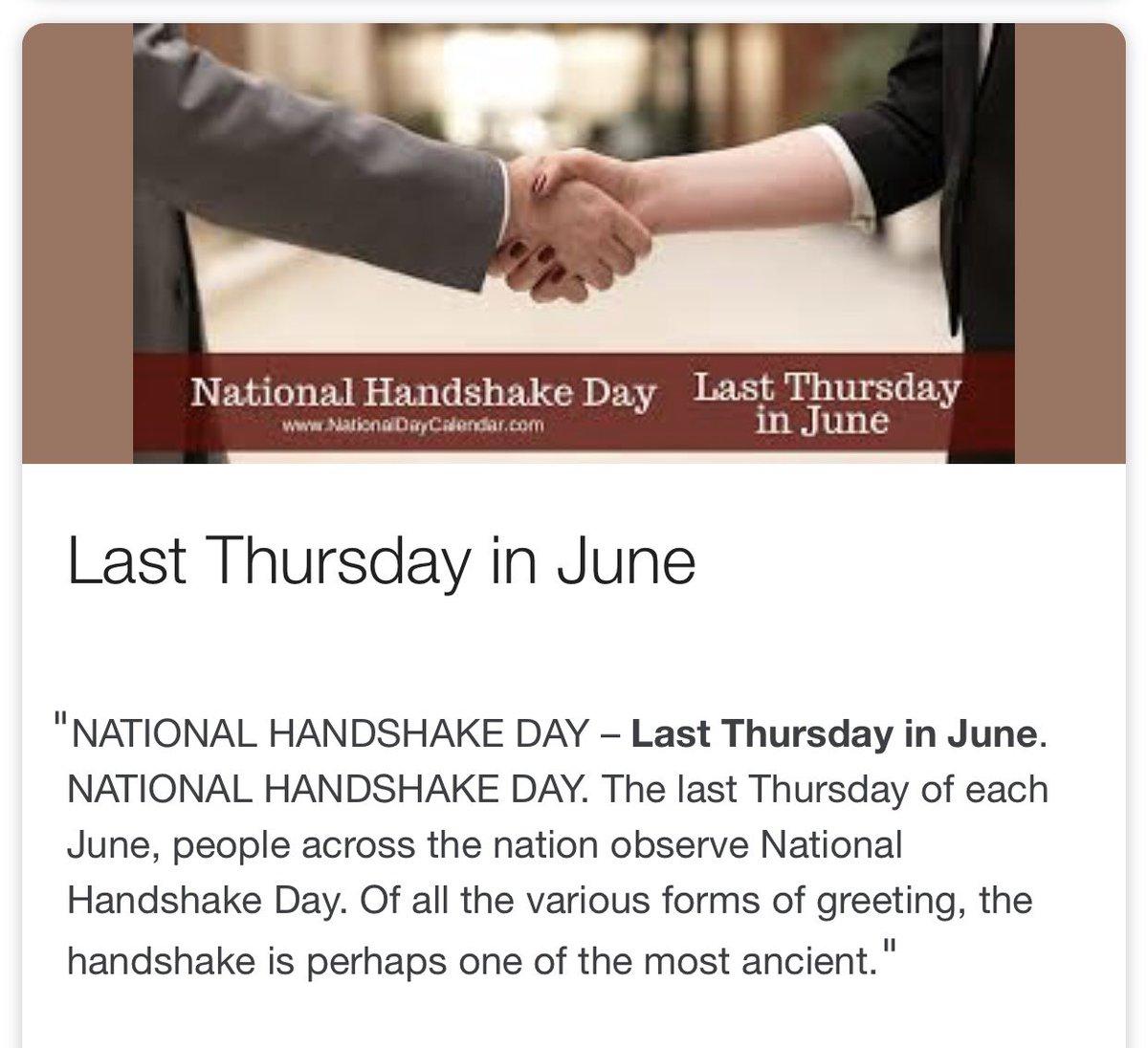 Handshakety