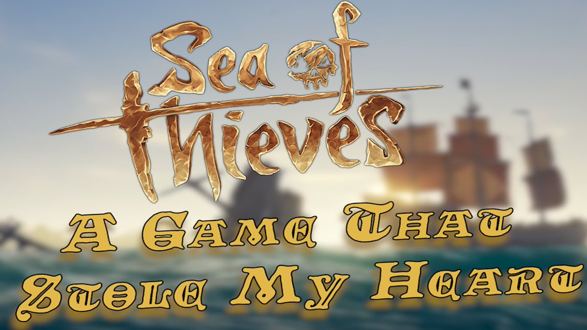 https://www.youtube.com/watch?v=KbvINrgod-k&lc=z23bzrxjloaxy3qrb04t1aokgqd4ppvbf4anhp4pvql4rk0h00410… A video I made in appreciation of this game @SeaOfThieves @RareLtd