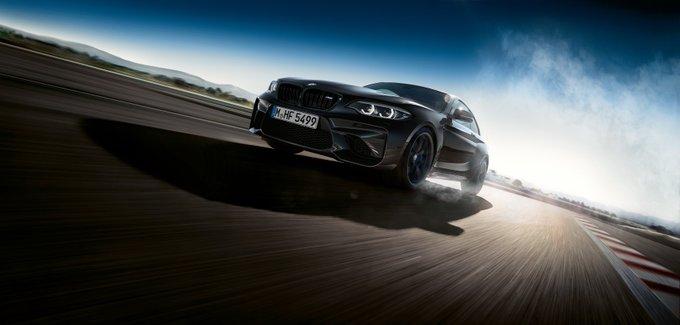 En el #DiaMundialDelRock os presentamos a nuestra auténtica rockstar el #BMWMM2 Coupé Edition Black Shadow Foto