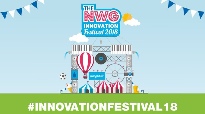 And that's a wrap…what a fantastic week at the NWG #innovationfestival18 showcasing some brill...