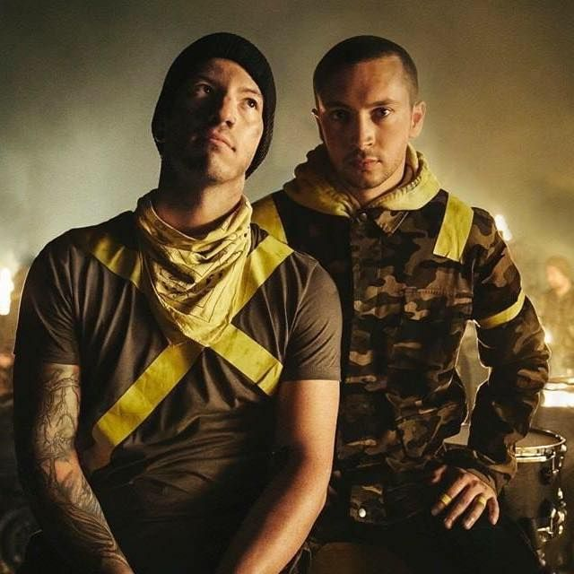The duo is on hiatus no more! Check out the new single from @twentyonepilots! buff.ly/2KR3uFo