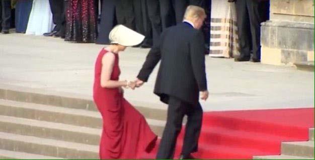 the special relationship! #TrumpUKVisit #TrumpBaby