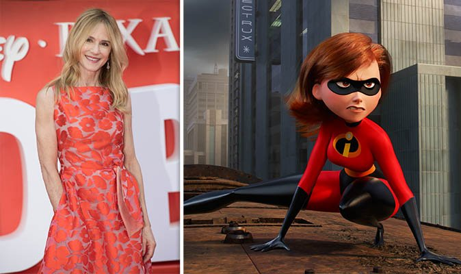Elastigirl aka Holly Hunter had a lot to say about the empowering message of #Incredibles2  https://t.co/SUbsoNjDr4