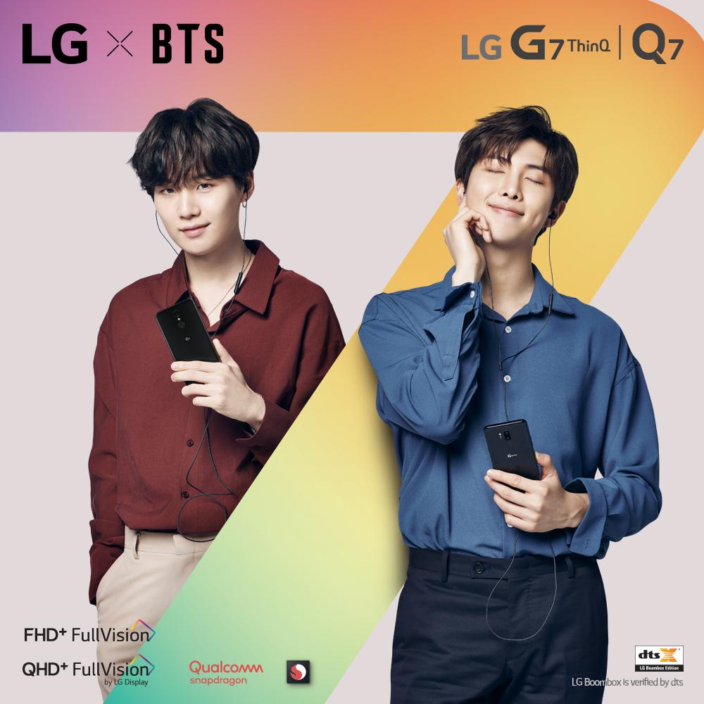 LG 即将推出一款特别版【BTS Edition】手机,颠覆你对周边的印象!