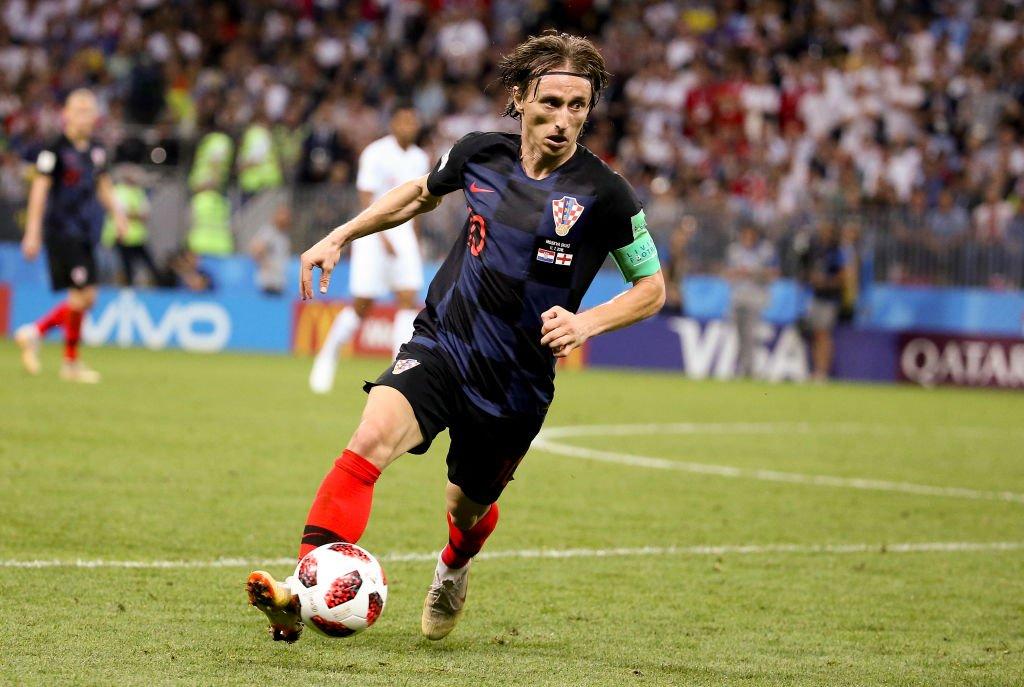 Pháp đã có kế hoạch đánh chặn Luka Modric