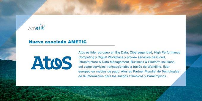 @AMETIC_es, estamos encantados de incorporarnos a vuestro equipo para ayudar al progreso y #Tran...