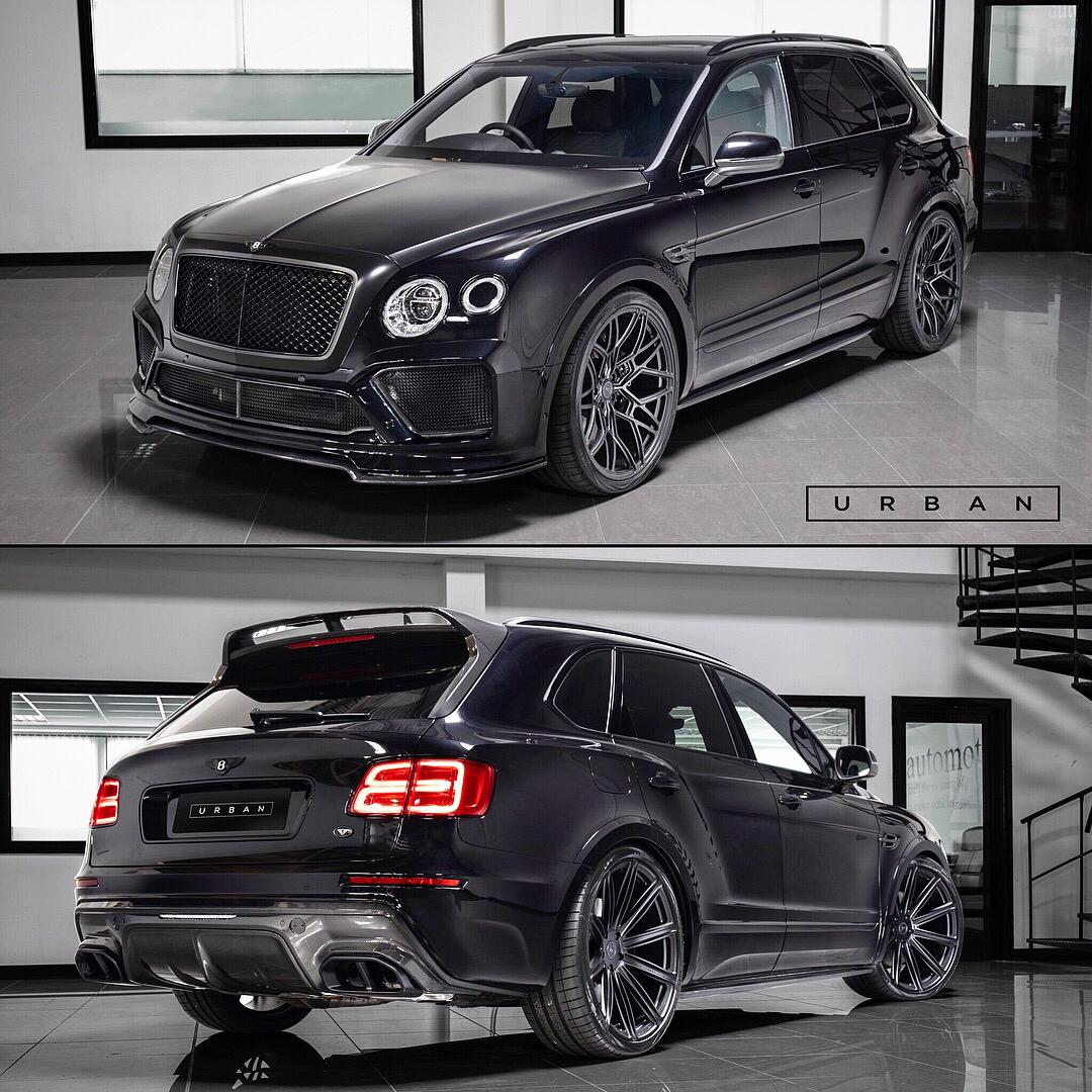 Bentley Bentayga: URBAN AUTOMOTIVE (@UrbanAutoMK) Twitter Profile • STwity