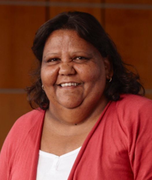 Professor Marion Kickett is a Noongar woman from the Balardong language group, and the deadly Director of the Centre for Aboriginal Studies at @CurtinUni 👊🏽 What a fantastic Indigenous academic woman and role model in education ✨ #BecauseOfHerWeCan #naidoc2018 Photo