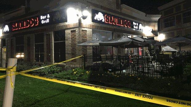 Police investigating fatal shooting at Brampton plaza Photo