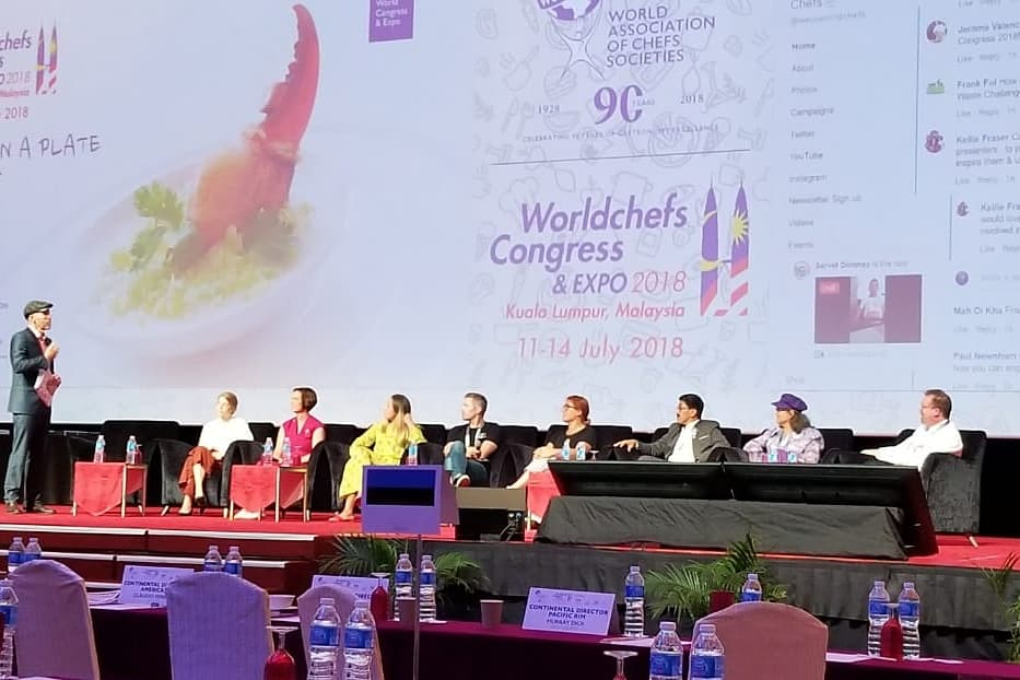 as experts come together to discuss ideas on how to reduce food wastage i hope we can all contribute to this movement