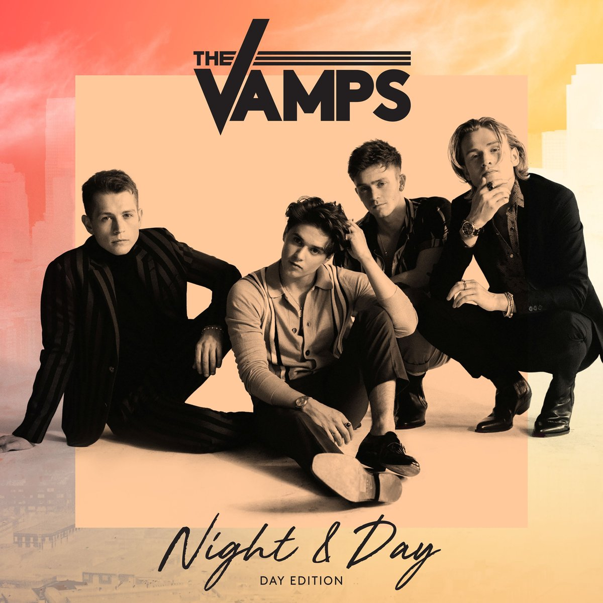 Podoba Ci się nowy album The Vamps #VampsNewAlbum?  #RT tak #FAV nie https://t.co/bZzHVQ4ZXq