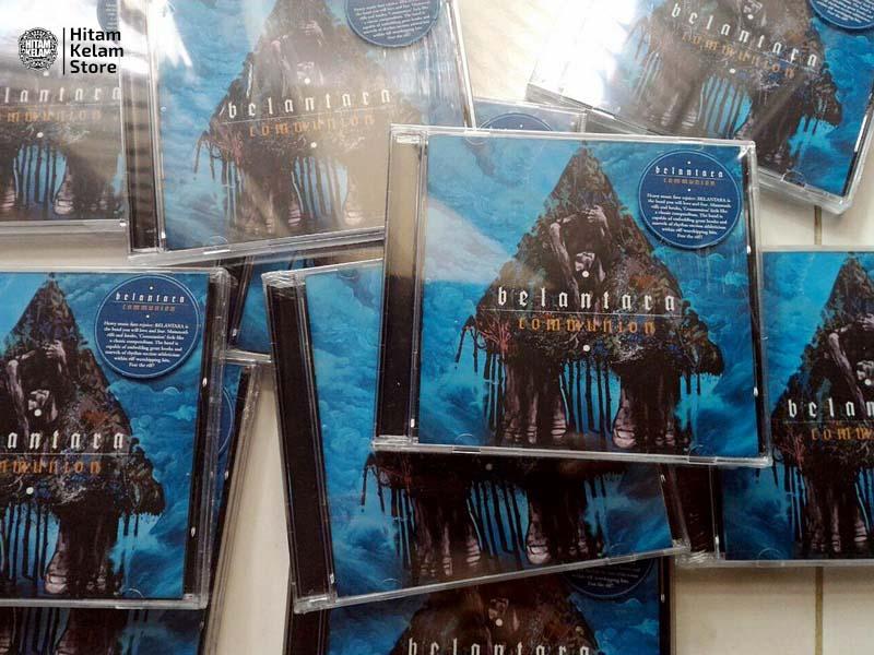 BELANTARA - Communion Rp. 50.000 ,Order : 0812 9085 1424 (whatsapp)  Cek katalog CD lengkap di :   #belantara #heavyrock #Rock #LawlessRecords #bogr #hitamkelamstore #jajancdmetal #pusatjajancdmetal #pusatjajanrock #jajanrocks #cdmetal