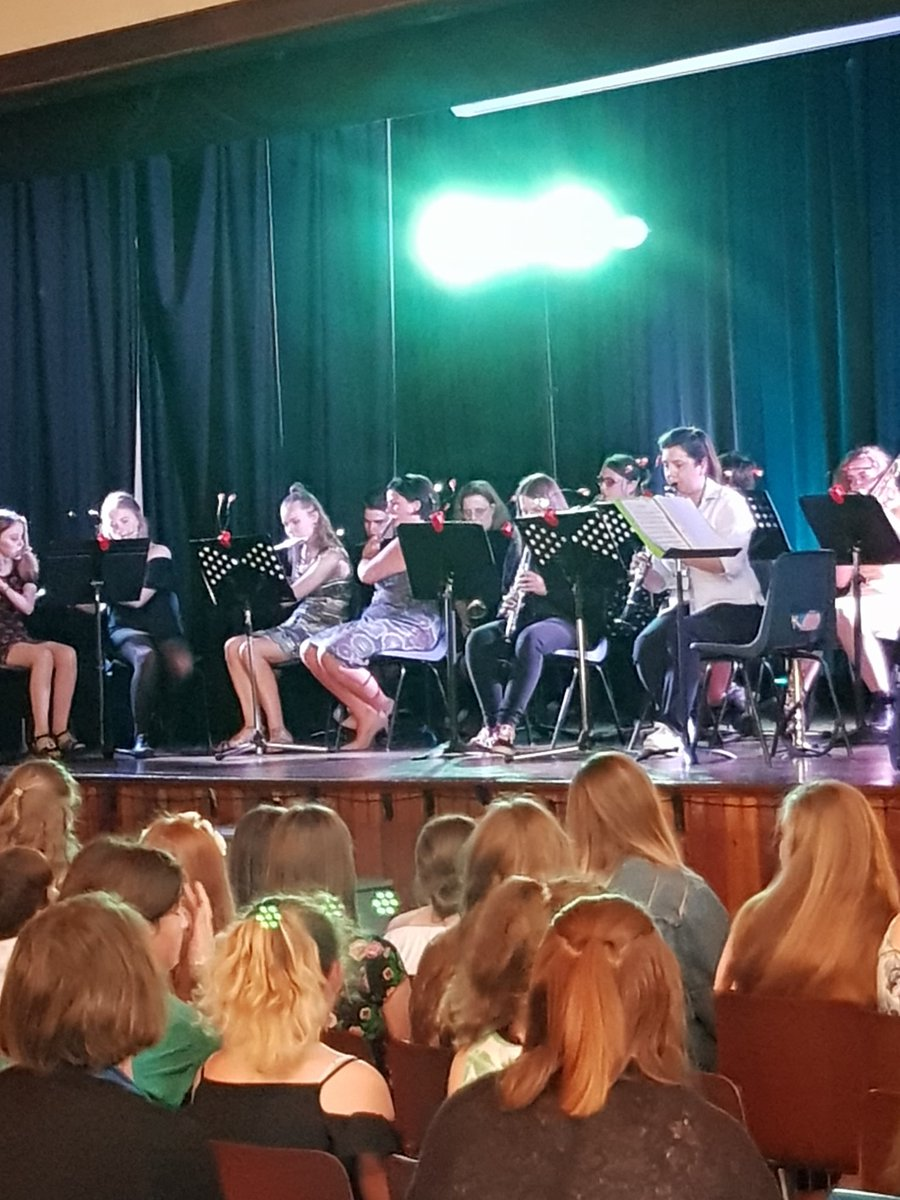 It was a terrific summer concert last night. Our musicians were a credit to the school and to the teachers who helped prepare them. Thank you to all who attended #LshsExcellence