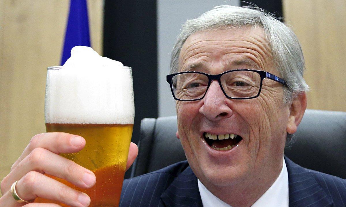 Le mémorable discours d'adieu de Juncker aux députés européens…