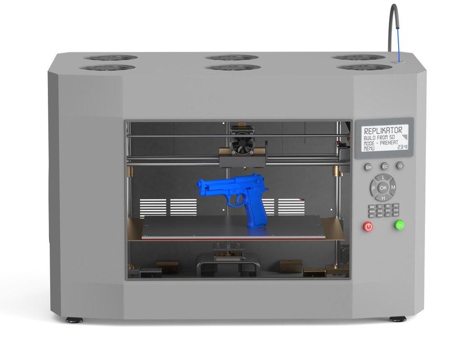 ウソん…。3Dプリント銃の設計図のネット配布、米裁判所は「OK」の判決 #ニュース #3Dプリンティング #テクノロジー #海外 https://t.co/6gKvV5JuLv