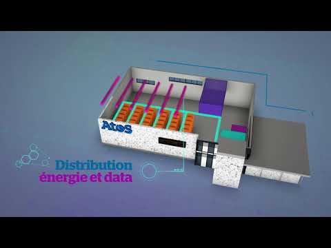 Visitez notre futur centre mondial d'essais des #supercalculateurs à @Angers  Il verra...