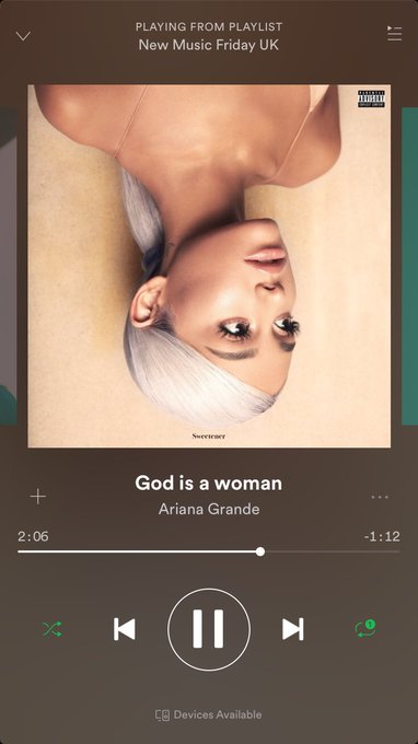 ARE U SERIOUSSSSSSS my wig has flew to the other side of the world #godisawoman Photo