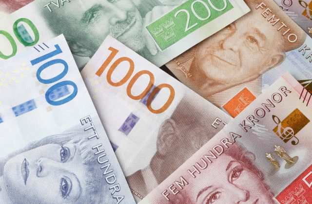 Pound Sterling To Swedish Krona
