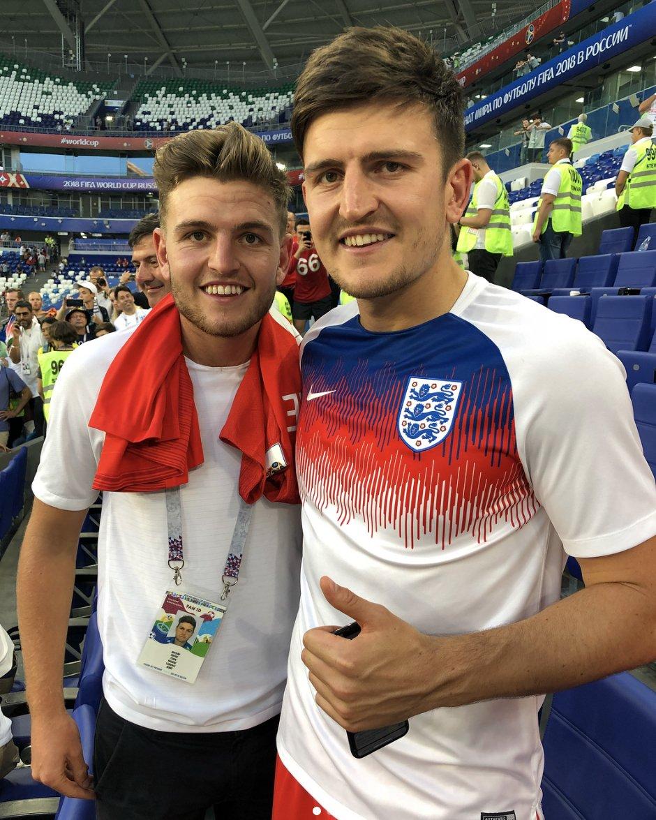 Soccer AM's photo on England